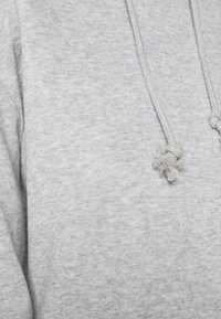 Pieces - PCCHILLI HOODIE - Hoodie - light grey melange - 6
