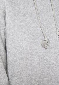 Pieces - Hoodie - light grey melange - 6