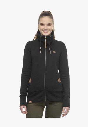 RYLIE  - Zip-up hoodie - black