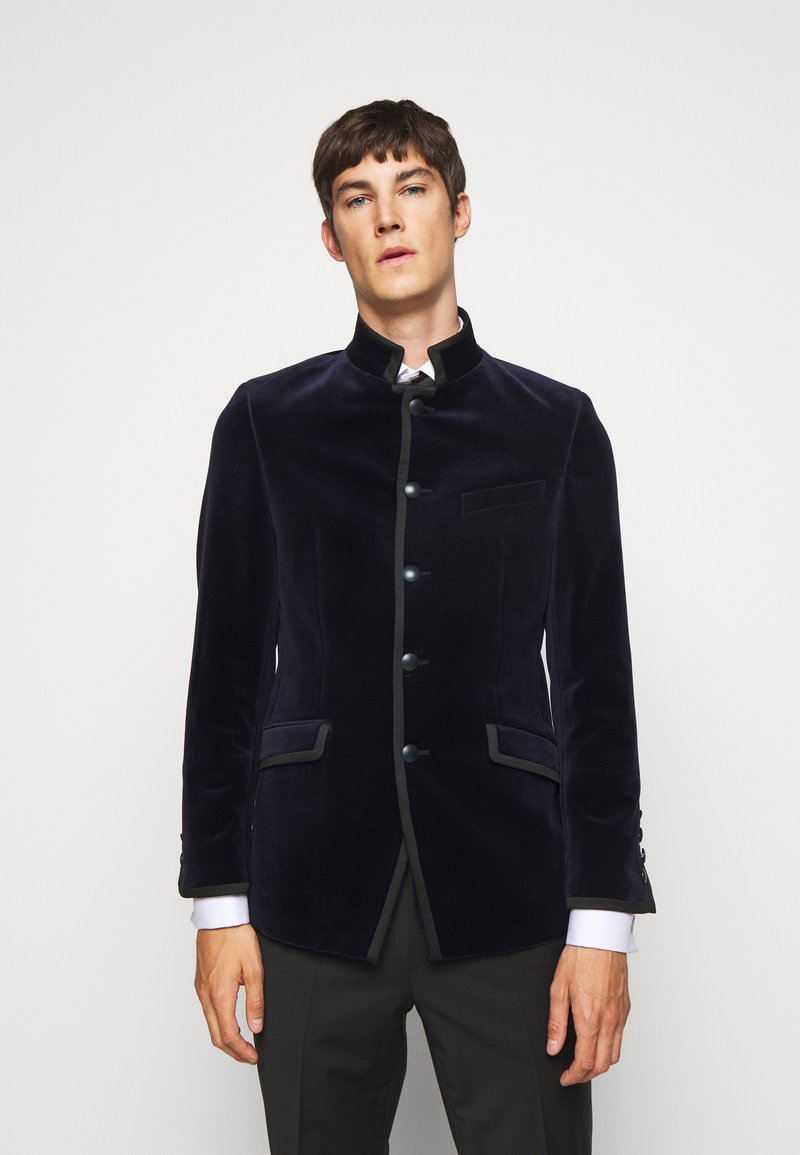 KARL LAGERFELD - JACKET GLORY - Blazer jacket - navy