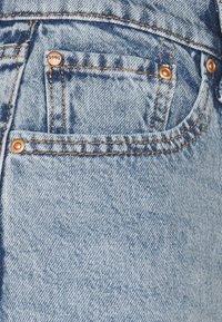 ONLY Tall - ONLHOPE LIFE WIDE - Flared jeans - light blue denim - 2
