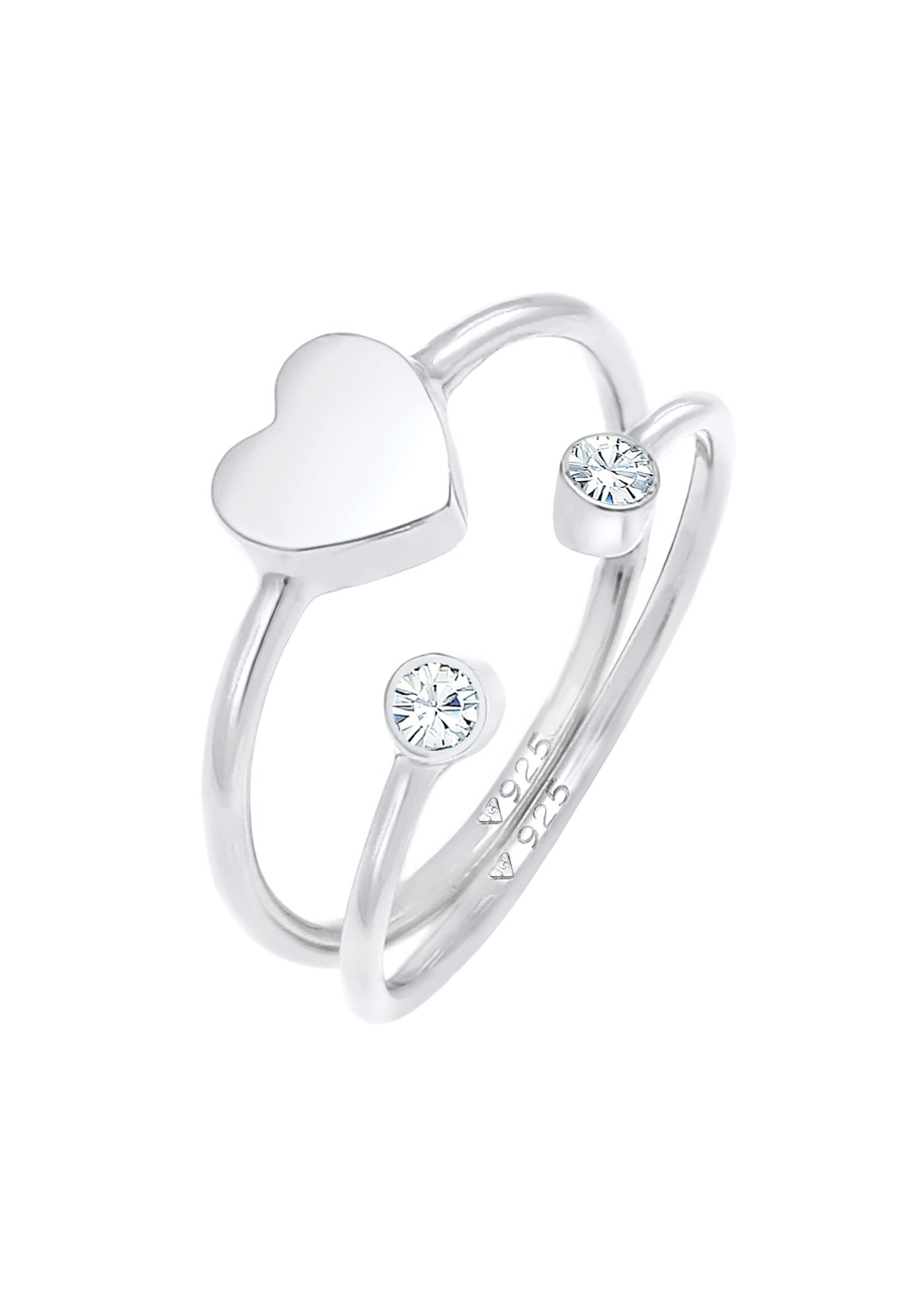 Donna 2 PACK HEART - Anello
