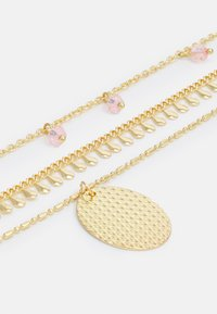 ONLY - ONLANABELNECKLACE - Necklace - gold-coloured/soft pink - 2