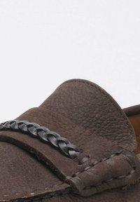 Lumberjack - JAMAL - Slip-ins - brown - 4