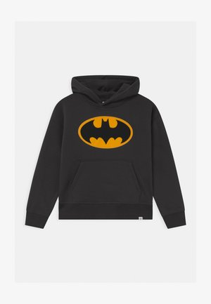 BOYS BATMAN HOOD - Mikina s kapucí - flint grey