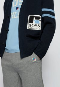 BOSS - Cardigan - dark blue - 3