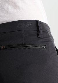 Jack Wolfskin - BELDEN PANTS - Outdoor trousers - phantom - 3