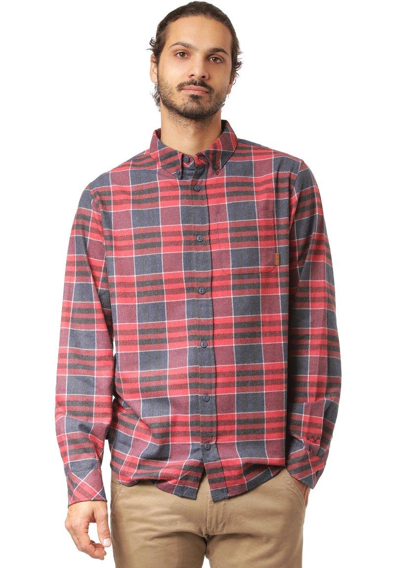 Mazine - REDCAR - Overhemd - navy / red