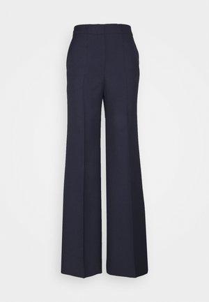 BLEND TROUSER - Kalhoty - grey navy