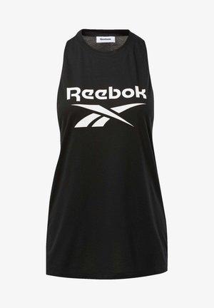 WORKOUT READY SUPREMIUM BIG LOGO TANK TOP - Treningsskjorter - black