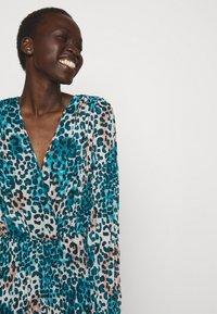 DKNY - Day dress - ivory gemstone black multi - 3