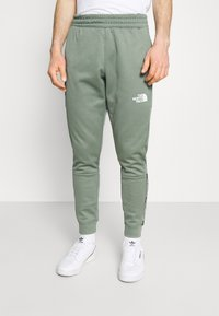 The North Face - PANT - Tracksuit bottoms - agave green - 0