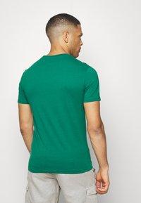 Pier One - T-shirt basic - dark green - 2