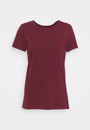 VINT CREW - T-shirt basic - shiraz