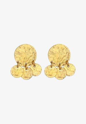 Korvakorut - gold-coloured