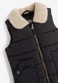 Next - Waistcoat - black - 2