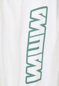 WAWWA - LONGSLEEVE UNISEX - Long sleeved top - white - 4