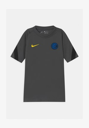 INTER MAILAND UNISEX - Article de supporter - dark grey/black/tour yellow