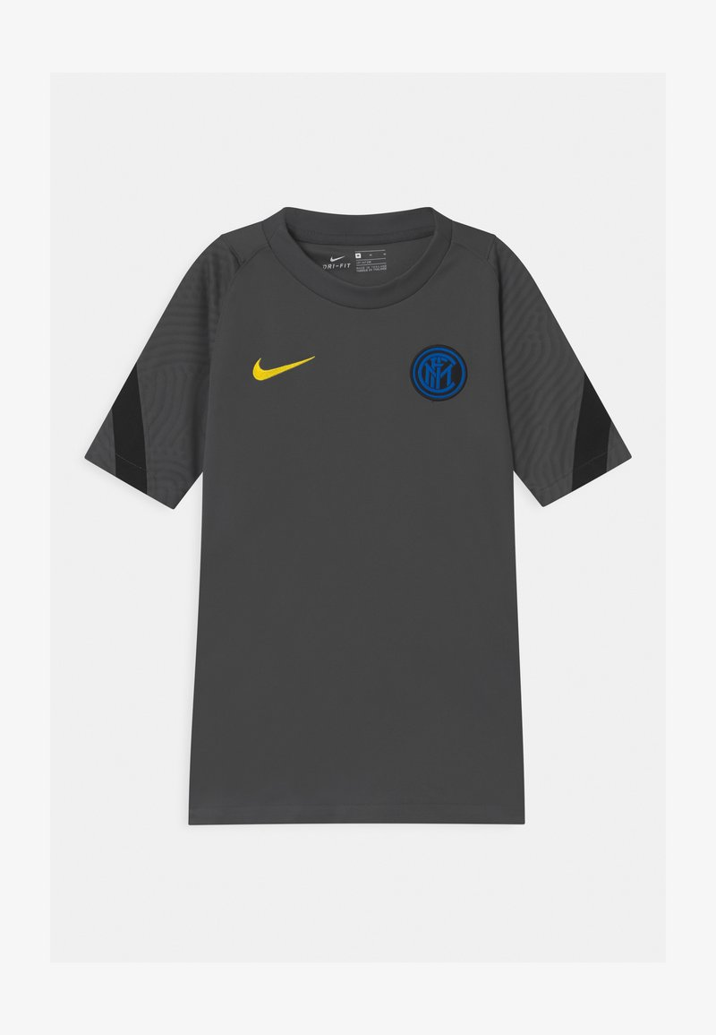 Nike Performance - INTER MAILAND UNISEX - Klubové oblečení - dark grey/black/tour yellow