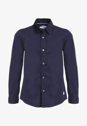 NAZZA - Shirt - navy