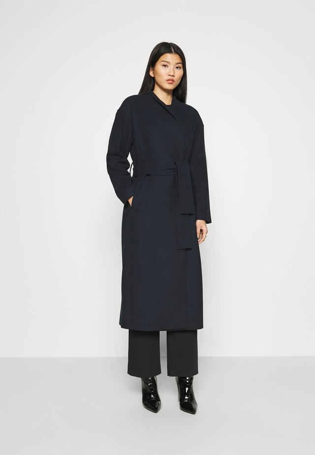 ZAHRA COAT - Cappotto classico - marine blue