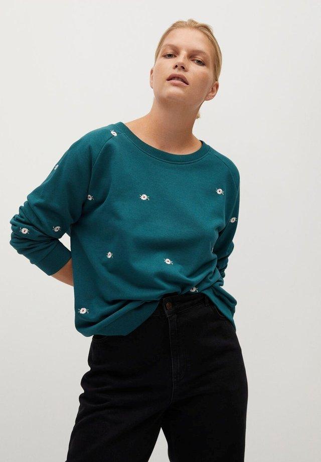 MARGA - Sweatshirt - groen