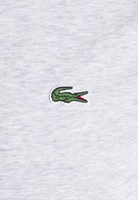 Lacoste Sport - T-shirt med print - silver chine/black - 5