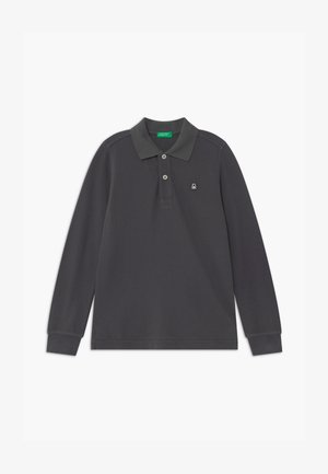 BASIC BOY - Polo shirt - dark grey