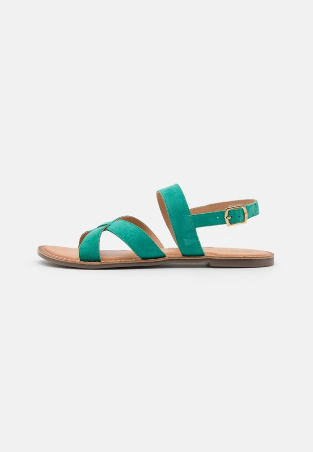 DIBA - Sandalen - vert