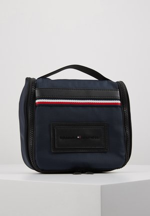 MODERN WASHBAG - Wash bag - blue