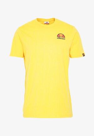 CANALETTO - T-shirt z nadrukiem - yellow
