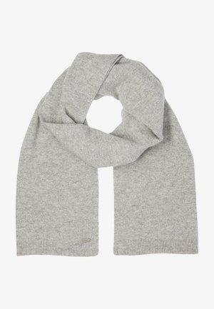 Sjal / Tørklæder - hellgrau melange
