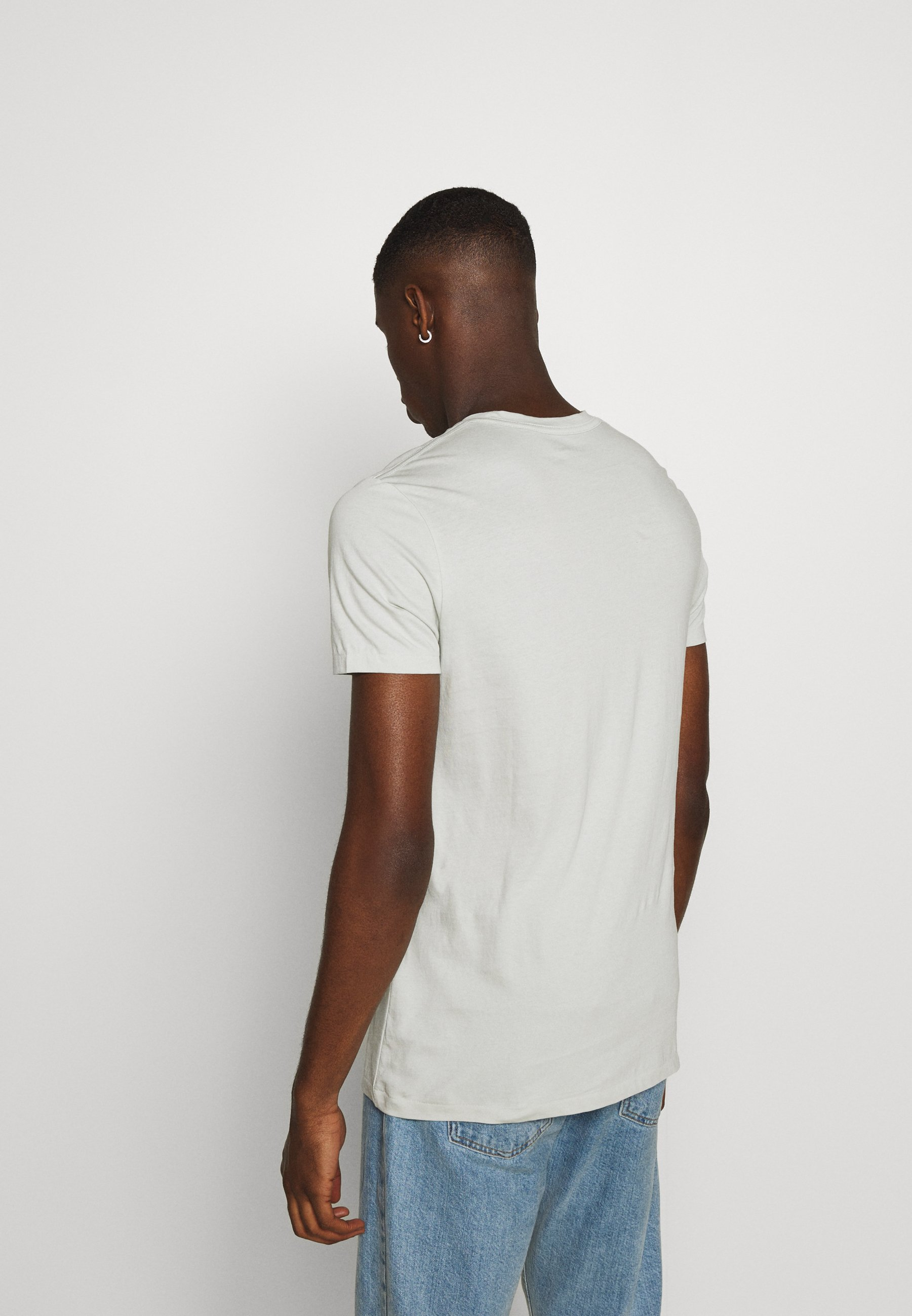 Allsaints Tonic Crew - T-shirts Willow Green