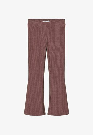 Trousers - marron