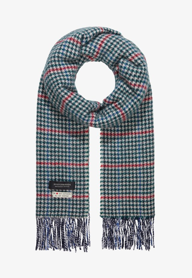 CLASSIC CHECK SCARF  - Scarf - combo
