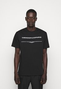 The Kooples - Triko s potiskem - black - 0