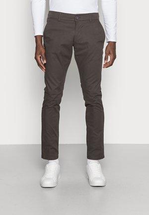 Trousers - dark grey