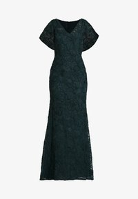 Adrianna Papell - SOUTACHE CAPE GOWN - Occasion wear - dusty emerald - 6