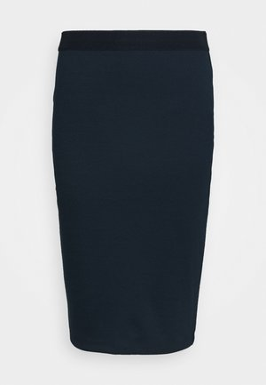SKIRT VERA - Pencil skirt - navy