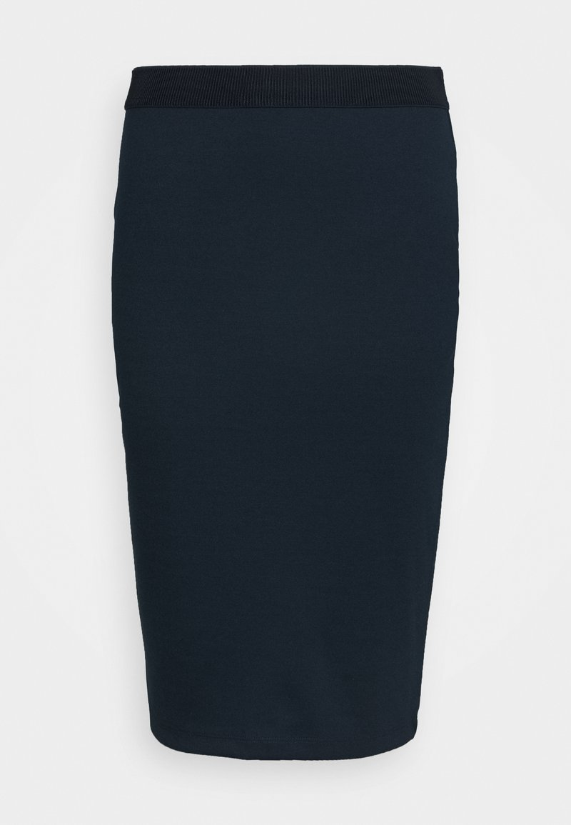 Lindex - SKIRT VERA - Pencil skirt - navy
