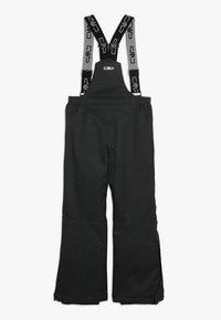 CMP - KID SALOPETTE - Snow pants - nero - 1