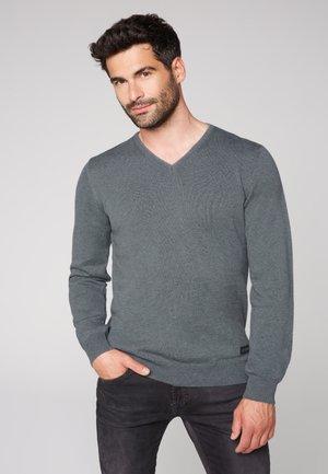 Sweatshirt - granite melange