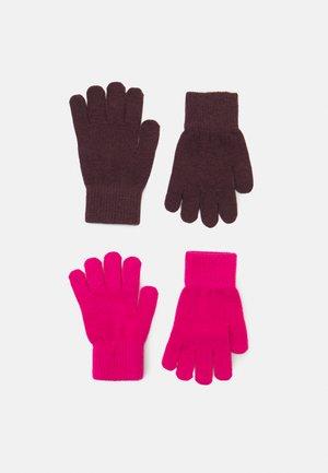 MAGIC GLOVES 2 PACK - Gloves - pink