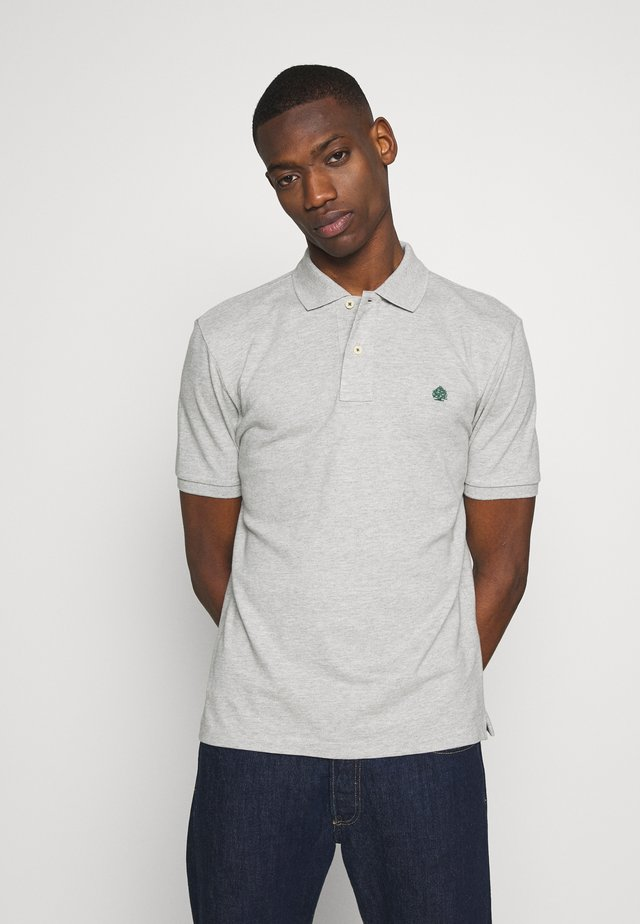 BASIC - Polo shirt - dark grey