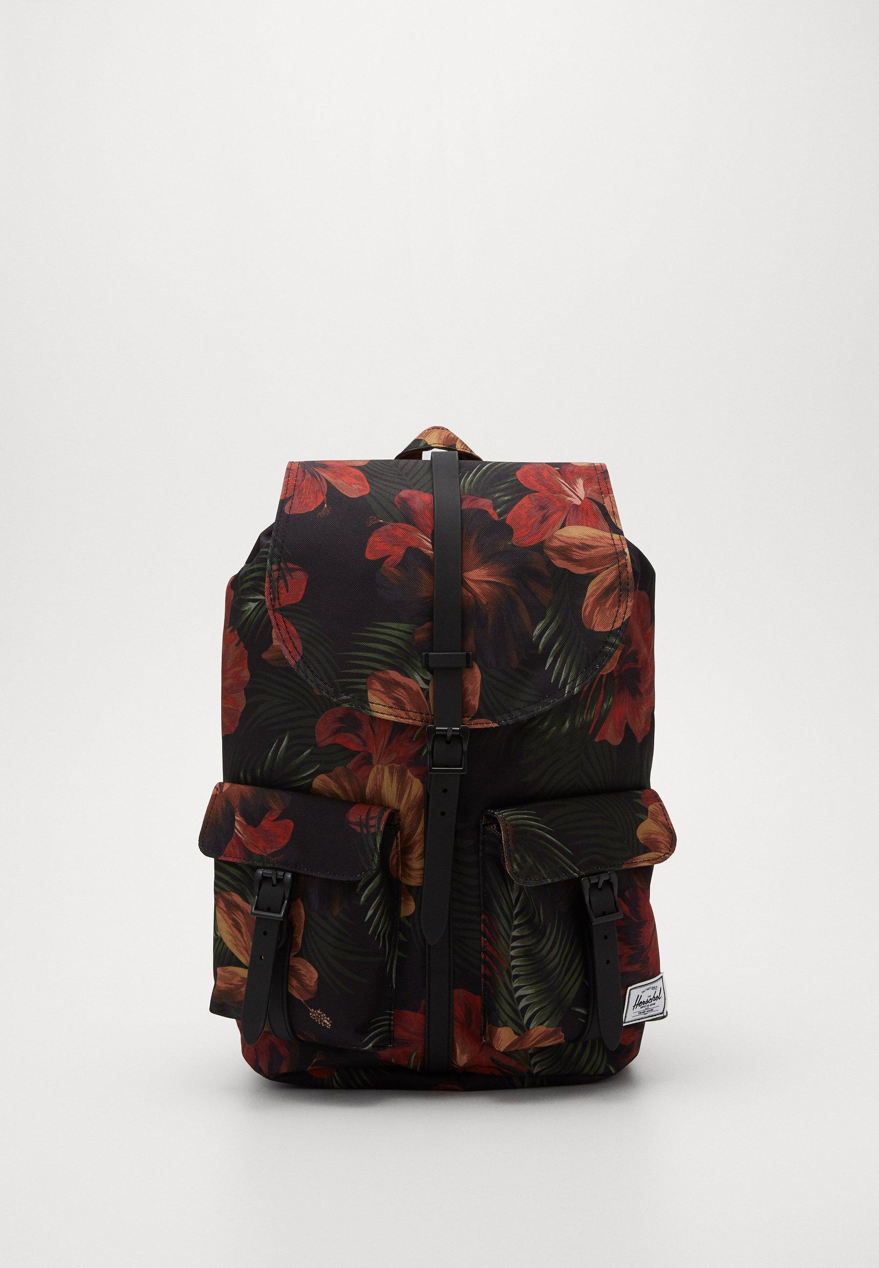 Herschel DAWSON - Ryggsekk - tropical hibiscus/flerfarget JWTB3pmeY1AIomK