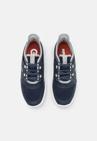 Puma Golf - IGNITE FASTEN8 - Golf shoes - navy blazer/silver/high rise - 3