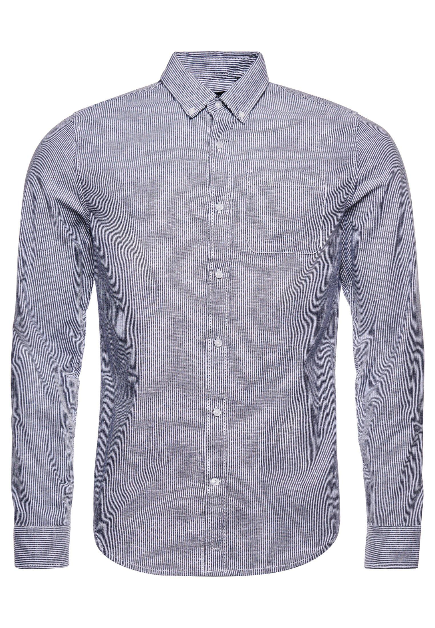 Uomo COTTON LINEN - Camicia