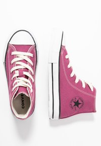 Converse - CHUCK TAYLOR ALL STAR RENEW  - Sneakers high - mesa rose/black/white - 0