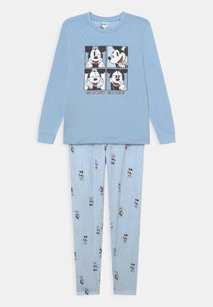 KID DISNEY MICKEY UNISEX - Pyjamas - blue