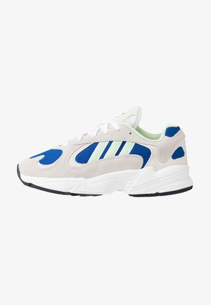 YUNG-1 - Trainers - footwear white/gloe green/collegiate royal